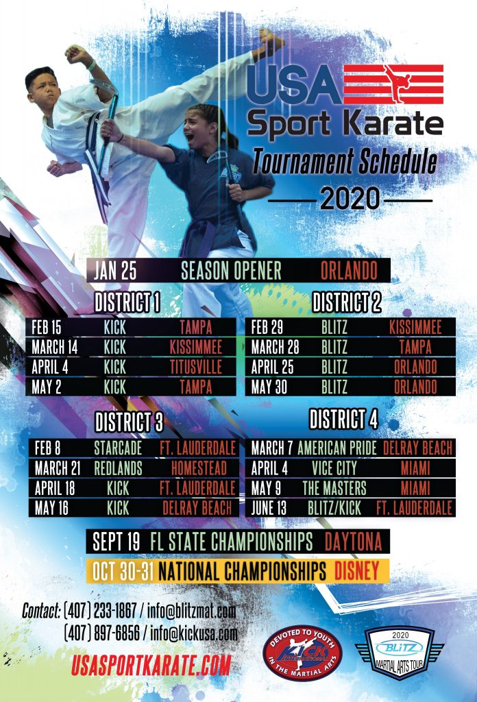 Kick USA Events